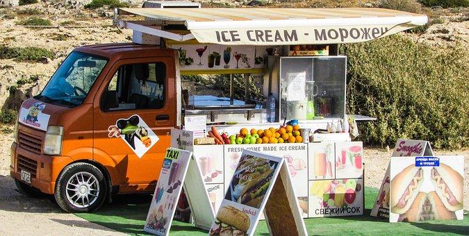 Canteen, Refreshments, Juices, Fresh, Ice Cream