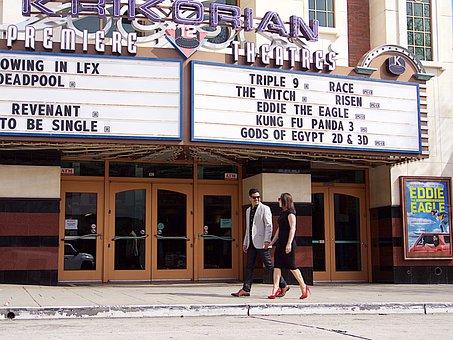 Couple, Movies, Cinema, Theater, Romantic, Romance