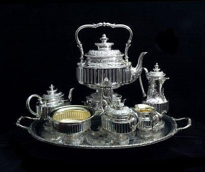 Sterling Silver Tableware, Sterling Silver Flatware