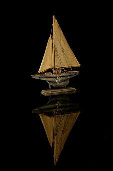 Boat, Vela, Boats, Lake, Water, Marina, Sea, Sails