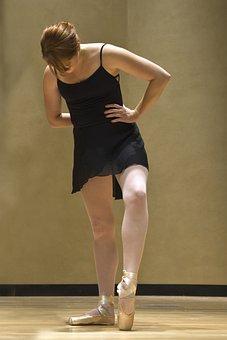 Ballet, Dance, Rest, Ballerina, Ballet Dancer, Female