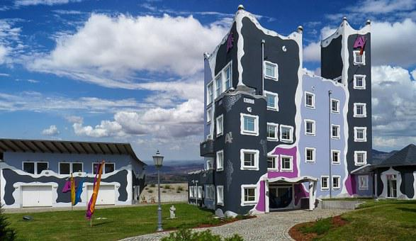 Architecture, Building, Modern, Home, Anders