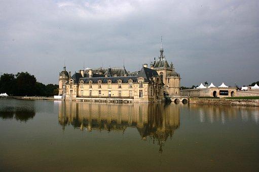 Château De Chantilly, French Castle, France