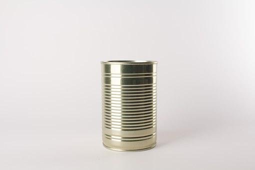 Can, Aluminum, Corned, Little