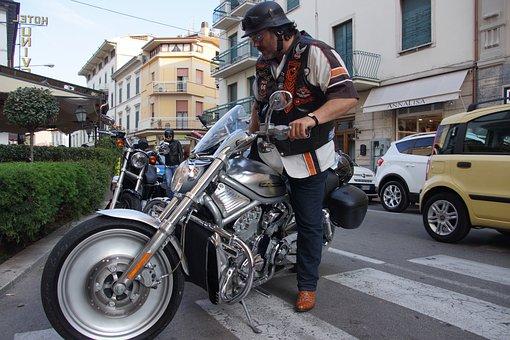 Harley Davidson, Motorcycle Harley Davidson, Motorcycle