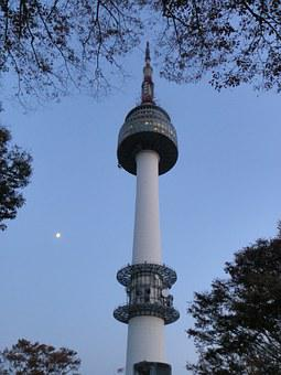 Namsan Tower, Seoul, Republic Of Korea, Korea