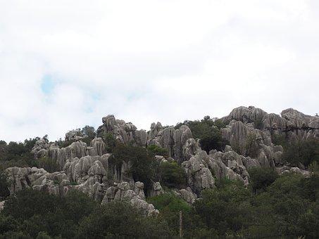 Rock, Limestone, Limestone Rock Formations
