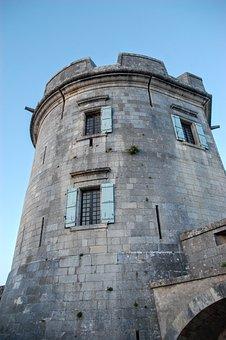 Strong Louvois, Island, Oléron, Castle, France