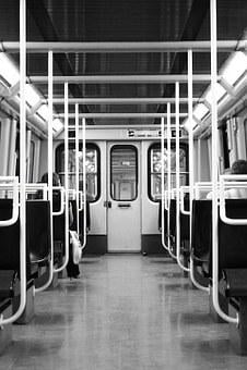 Underground, Carriage, Train, Transport, Subway