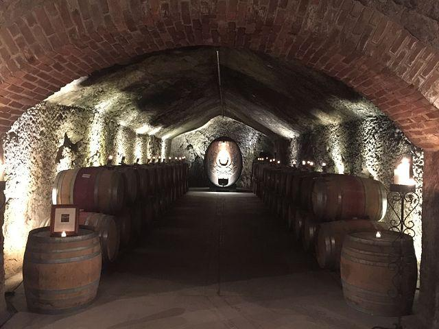 Wine Cave, Old Cave, Cave, Cellar, Winery