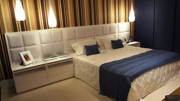 Room, Double Bed, Decoration