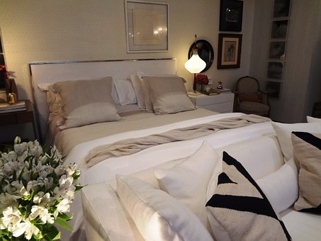 Room, Double Bed, Casa Cor, Decoration