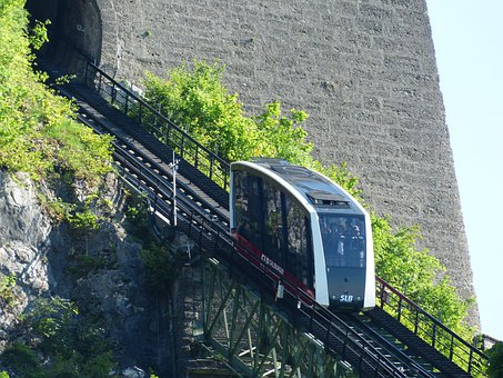Funicular Railway, Train, Fortress