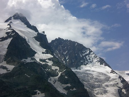 Mountains, Bad Weather, Weather Front, Grossglockner