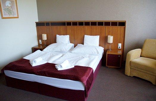 Room, Hotel, Bed, Double Bed, Bedroom, Sleep