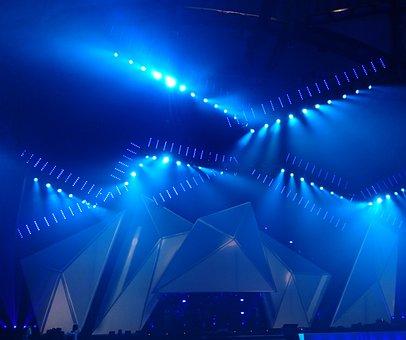 Lightshow, Music, Concert