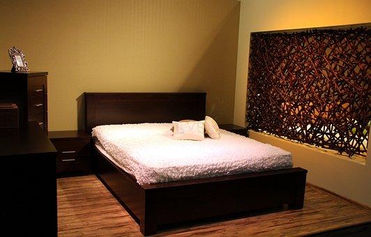 Room, Big, Double, Interior, Living, Luxury