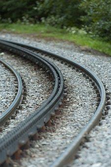 Rail, Rack And Pinion, Train, Track, Railway, Rails