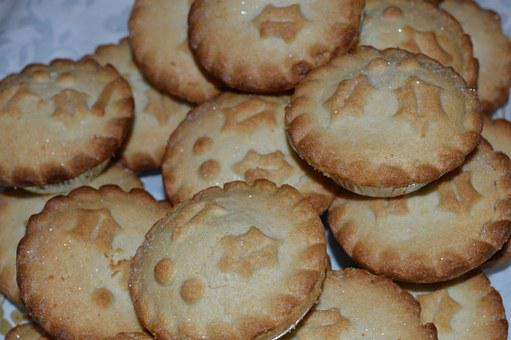 Mince Pie, Food, Christmas, Sweet, Xmas, Traditional