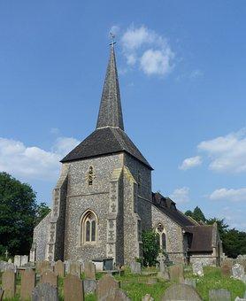 All Saints Church, Banstead, England, Surrey, Religious