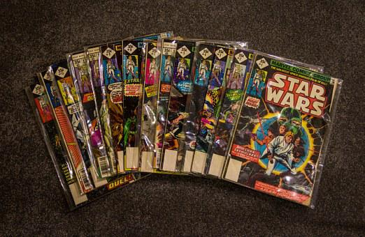 Comic Books, Marvel Comics, Collection, Vintage