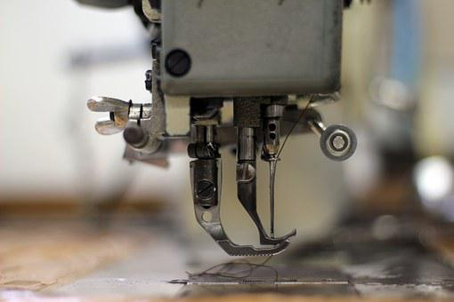 Sewing Machine, Clothing, Commercial, Company, Fabrics