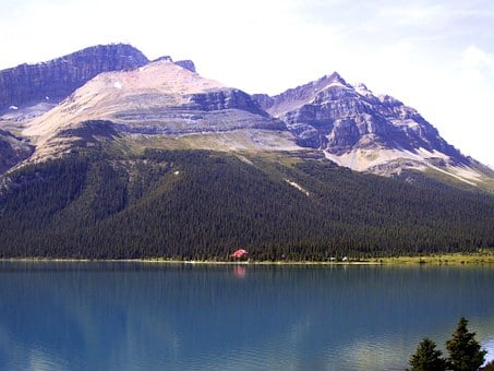Canada, Banff, Lake, Landscape, Natural, Park, Outdoor