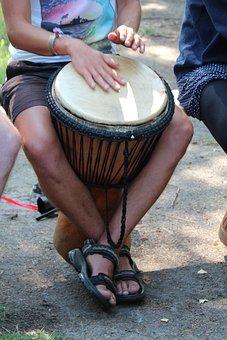 Drums, Learn, Bongos, Music, Itself, Make, Play