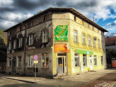 Gdansk, Poland, City, Cities, Urban, Skyline