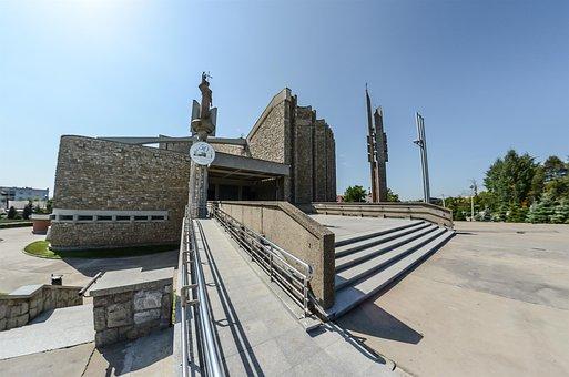 Church, Kielce, St John The Baptist, Joseph, Building