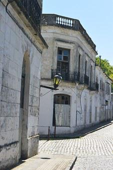 Corner, Houses, Ancient, Ruins, Stone, Stone House