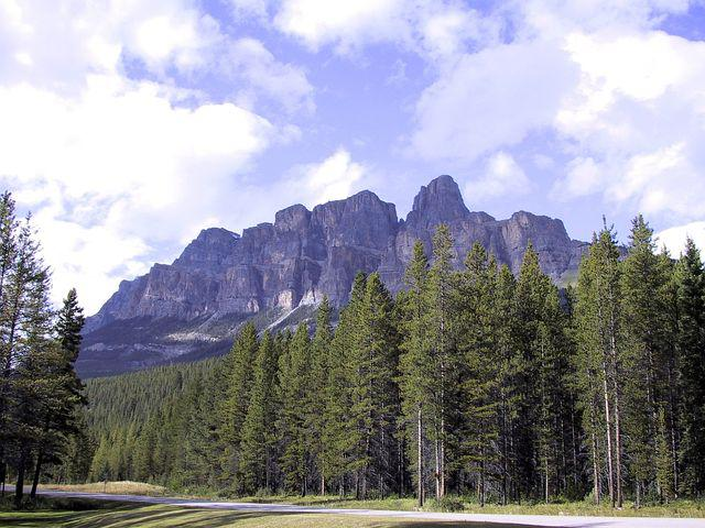 Canada, Park, Mountain, Travel, Landscape, Nature