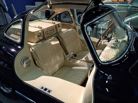 Mercedes, 300, Sl, Gullwing, Dream Car, Auto
