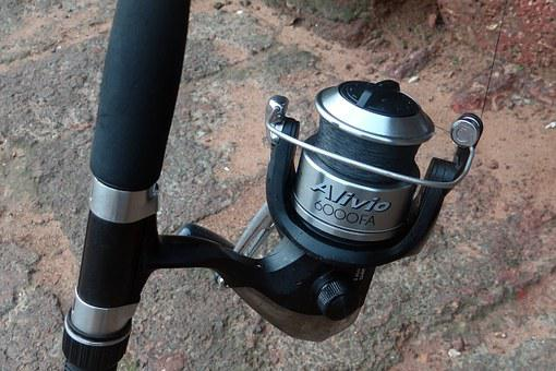 Fishing Tackle, Reel, Equipment, Angling, Sport