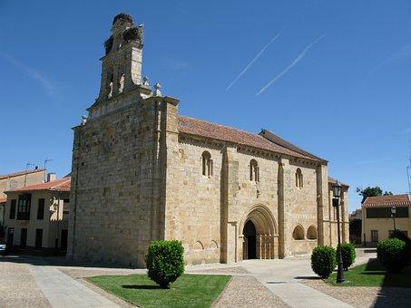 Church, Carmen, San Isidoro, Zamora