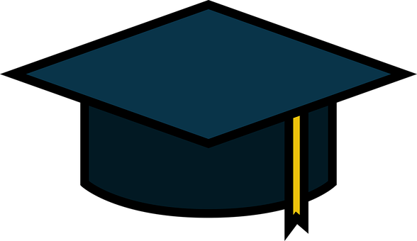 Icon, Graduation, Education, Graduate, Graduation Cap
