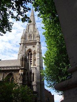 Church, Spire, Architecture, Landmark, Tower, Historic