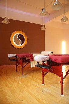Massage, Massage Room, Training, Massage Table, School