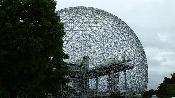 Biosphere, Canada, Montreal