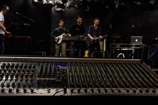 Occur, Band, Mixing Console, Sound, Sound Engineer