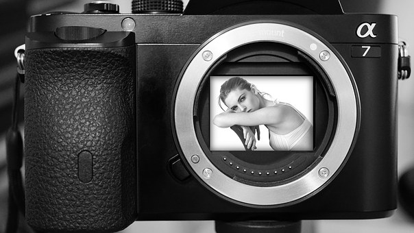 Sony, Woman, Female, Pose, Sony A7, Camera, Model