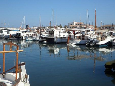 Marina, Port, Sailing Boats, Yachts, Vacations, Ships