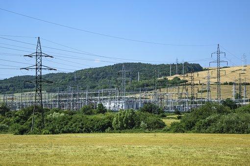 Power Station, Master Power, Transformatorownia