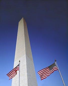 Washington Monument, Washington, Landmark, Architecture