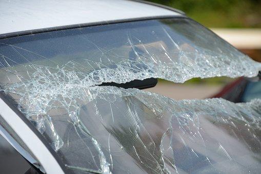 Auto, Accident, Broken, Damage, Rescue