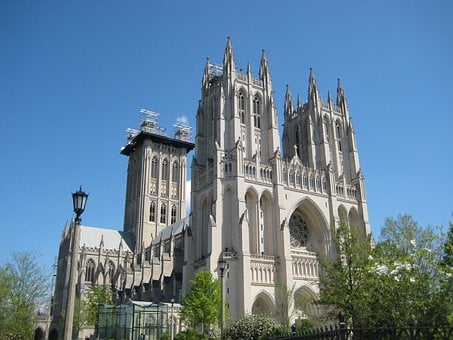 Cathedral, Building, Church, Architecture