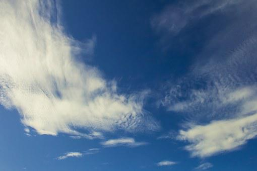 Sky, Summer, Day, Light, Sun, Weather, Cloud, Bright