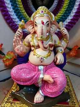 Lord Ganesha, Lord, Ganesha, Religion, Culture