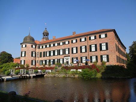 Castle, Eutin, Mecklenburg, Building, Eutiner Schloss