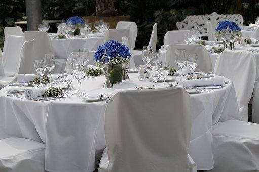 Wedding, Festival, Celebration, Festive, Dining Tables